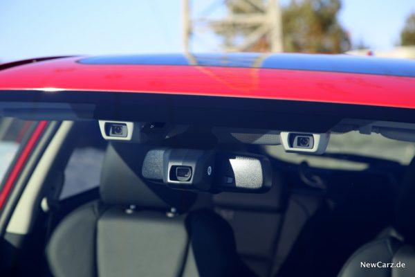 Subaru Eyesight Kameras
