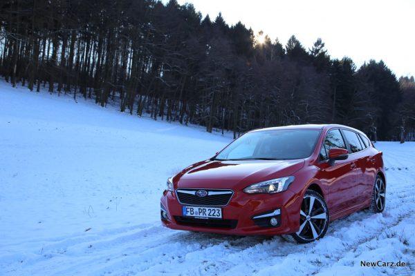 Subaru Impreza Front