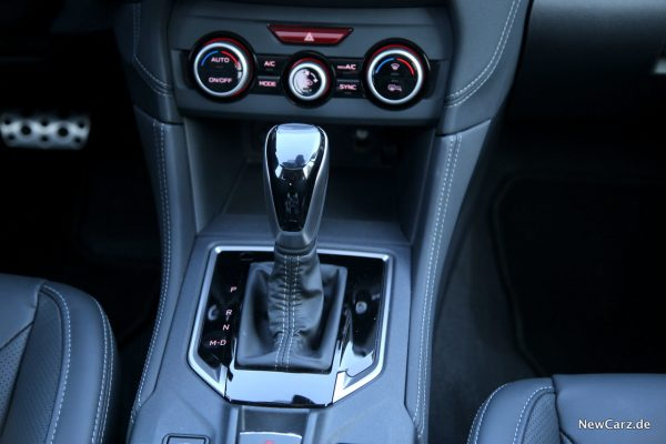 Subaru Impreza Lineartronic
