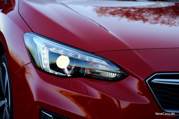 Subaru Impreza LED-Scheinwerfer