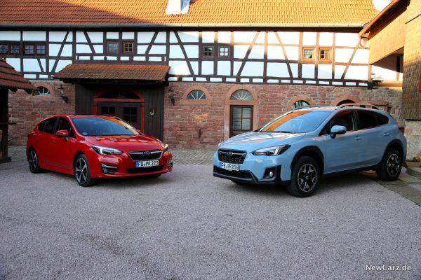 Subaru Impreza Subaru XV