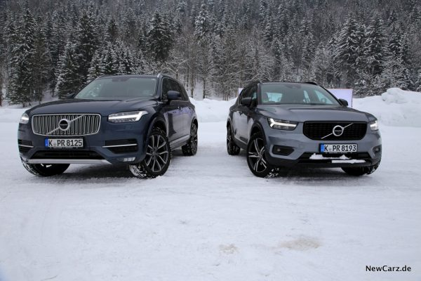 Volvo XC40 Volvo XC90