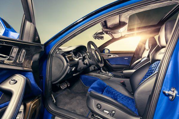 Audi RS 6 Avant performance Nogaro Edition Interieur