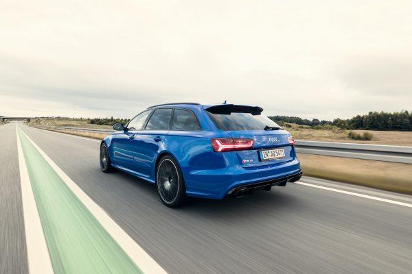 Audi RS 6 Avant performance Nogaro Edition Exterieur