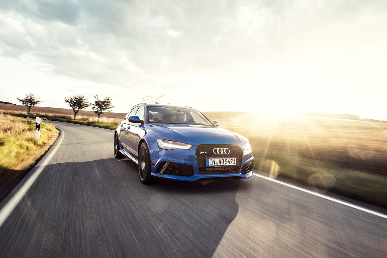 Audi RS 6 Avant performance Nogaro Edition Exterieur