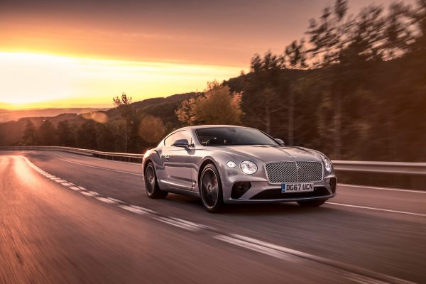 Bentley Exterieur