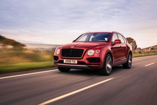 Bentley Exterieur