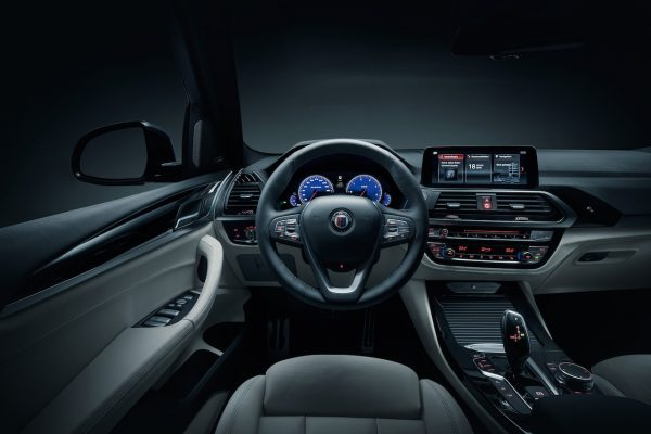 BMW ALPINA XD3 Interieur