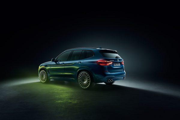 BMW ALPINA XD3 Exterieur