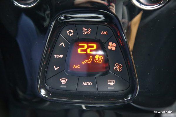 Citroen C1 Klimaanlage