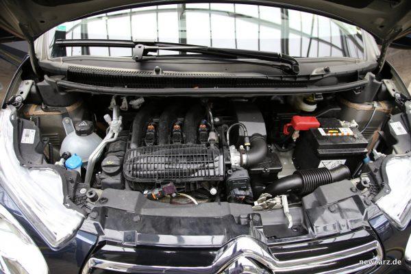 Citroen C1 Motor