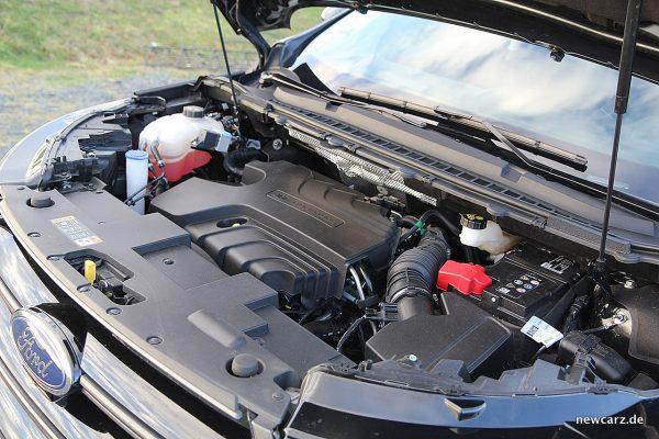 Ford Edge Motorraum