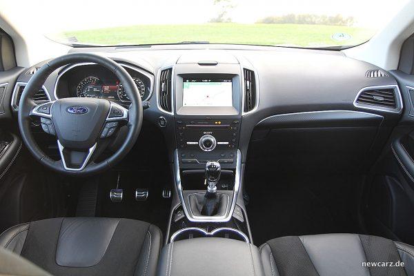 Ford Edge Armaturenbereich