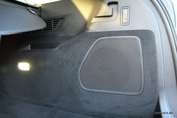 Ford Edge Woofer