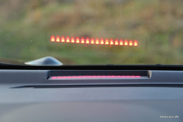 Ford Edge Kollisionswarnung