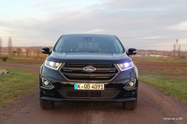 Ford Edge Front