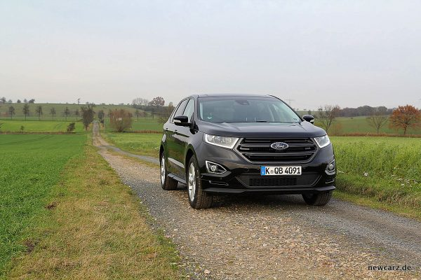 Ford Edge Sport onroad