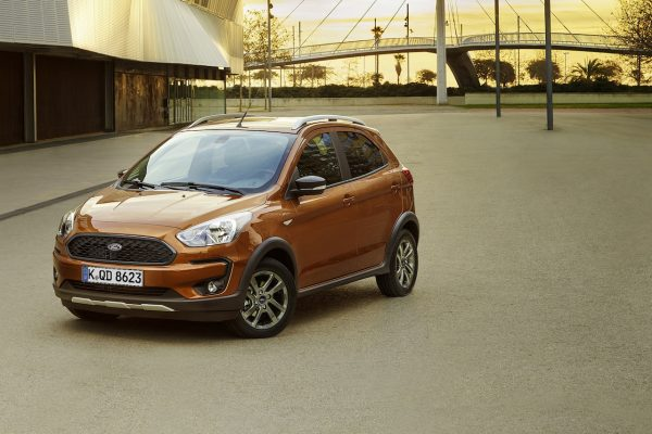 Ford KA+ Exterieur