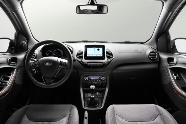 Ford KA+ Interieur
