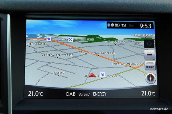 Infiniti Q50S Hybrid Navi