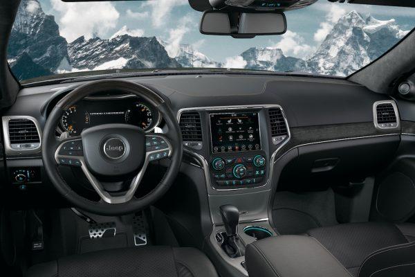 Jeep Grand Cherokee S Interieur