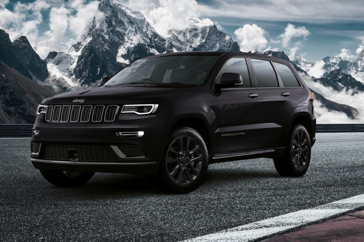 Jeep Grand Cherokee S Exterieur