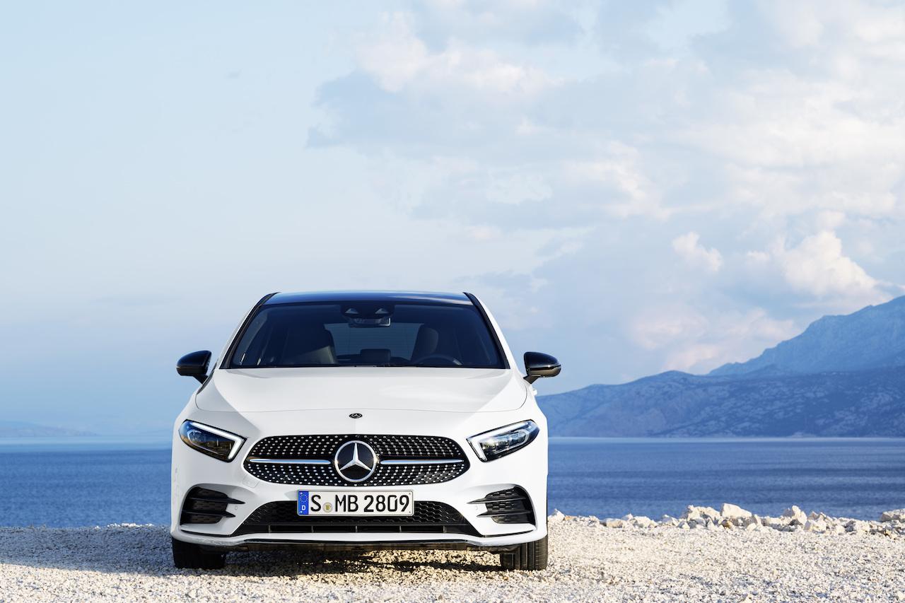 Mercedes-Benz A-Klasse Exterieur