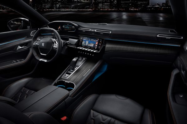 Peugeot 508 Interieur