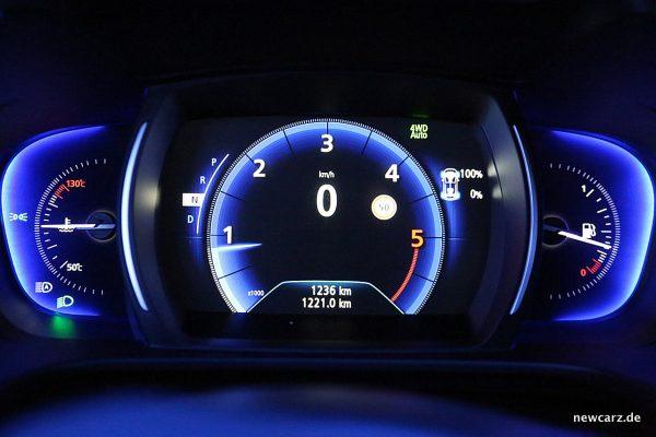 Renault Koleos Cockpit