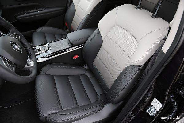 Renault Koleos Fahrersitz