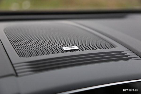 Renault Koleos Bose Centerspeaker