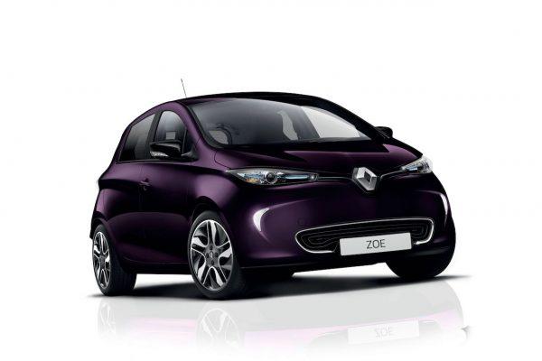Renault Zoe Exterieur