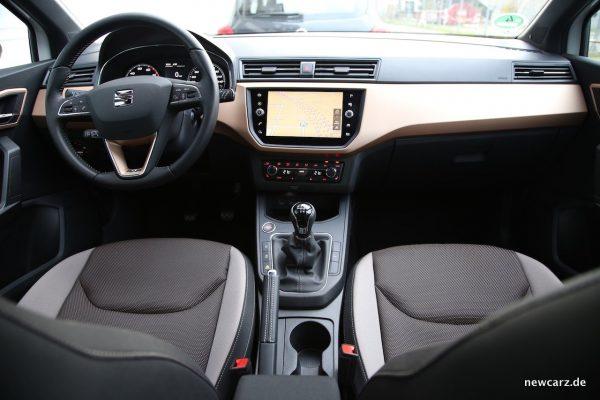Seat Ibiza Interieur