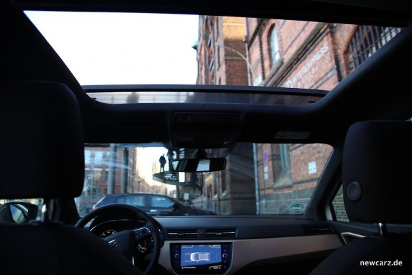 Seat Ibiza Dach