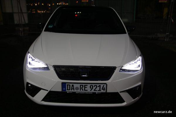 Seat Ibiza Licht