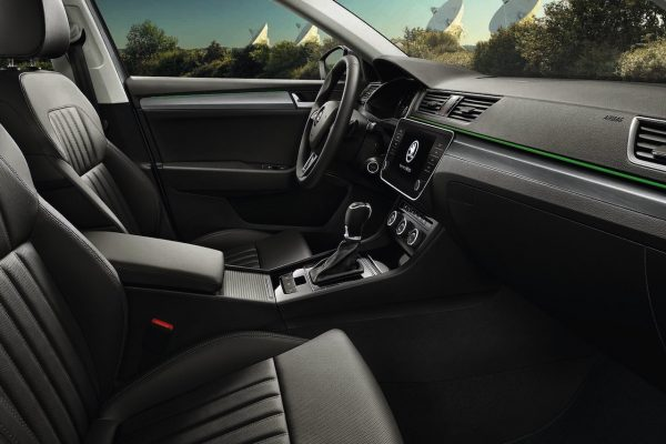 Skoda Superb Premium Edition Interieur