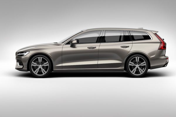 Volvo V60 Exterieur