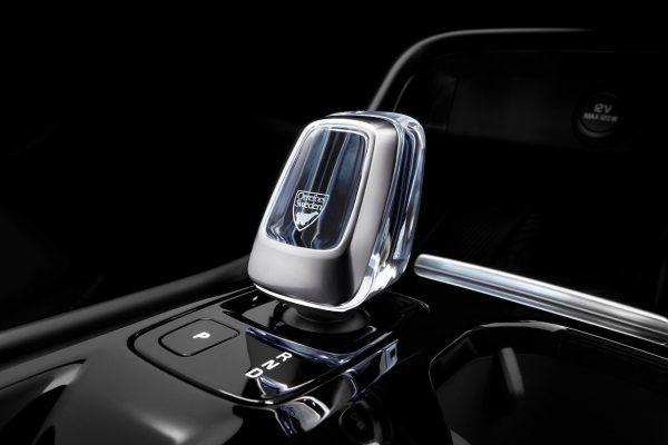 Volvo XC40 Schalthebel