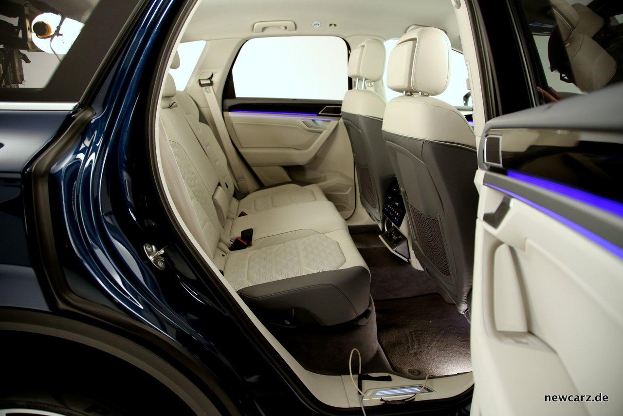 Volkswagen Touareg - Statement in Design und Technik - NewCarz.de