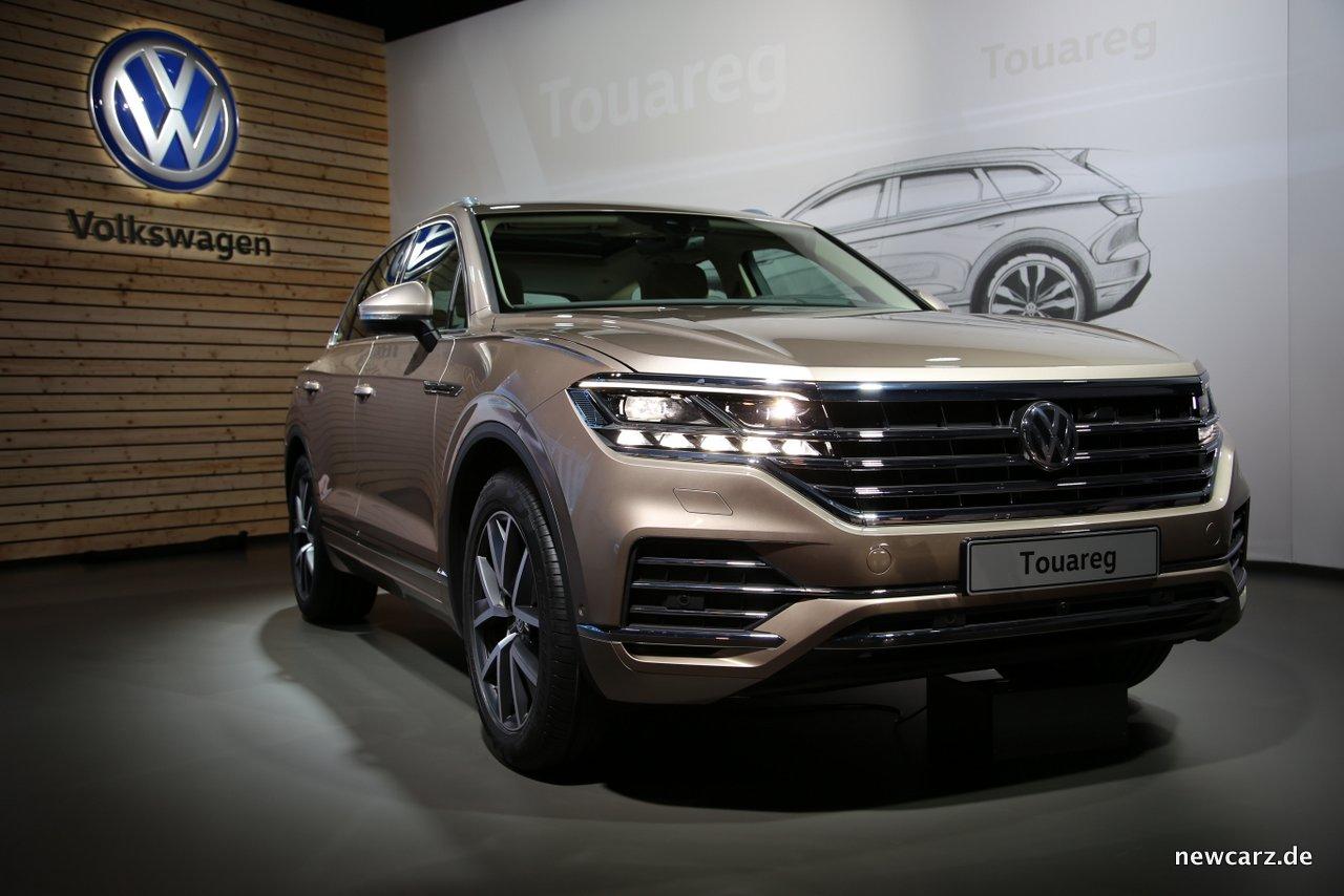 Volkswagen Touareg Exterieur