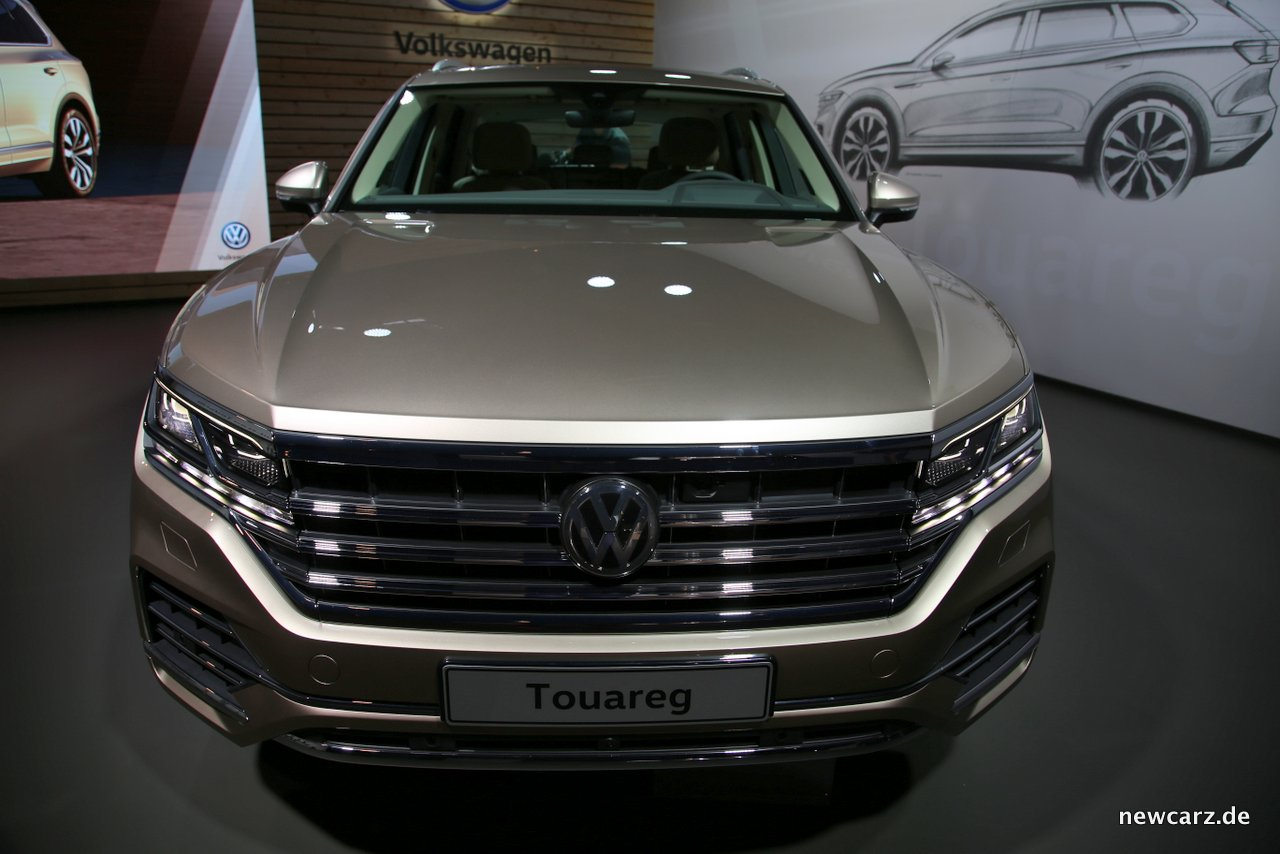 volkswagen touareg statement in design und technik. Black Bedroom Furniture Sets. Home Design Ideas