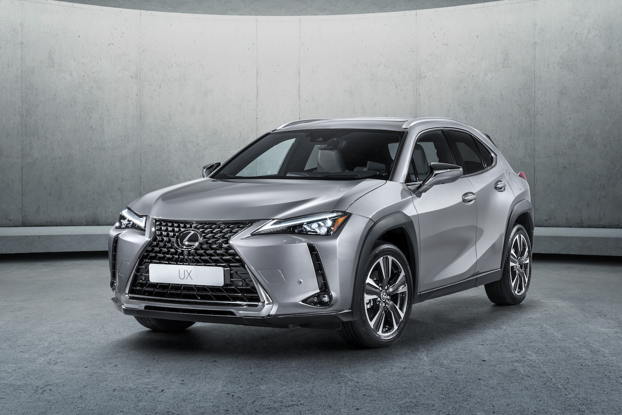lexus ux vom konzept zum crossover suv. Black Bedroom Furniture Sets. Home Design Ideas