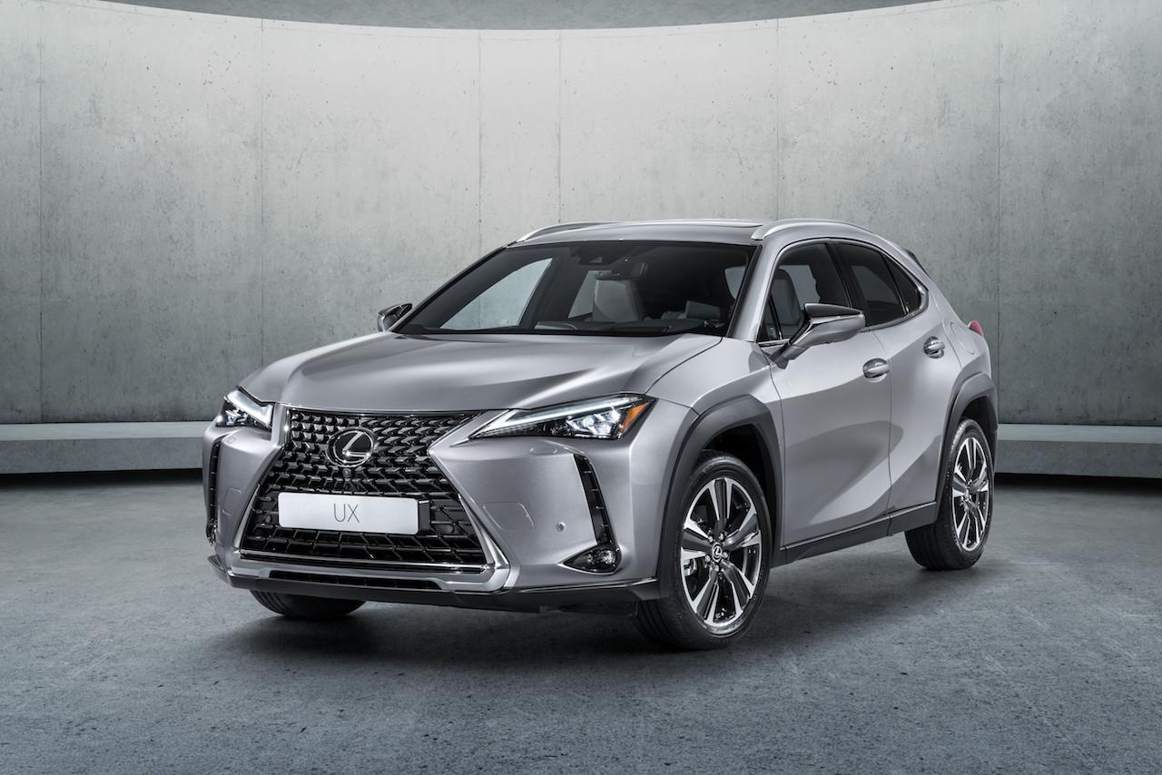 Lexus Crossover 2018 >> Lexus UX - Vom Konzept zum Crossover-SUV - NewCarz.de