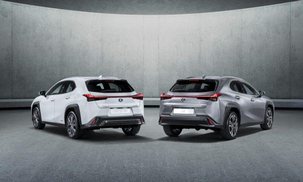 Lexus UX Heck