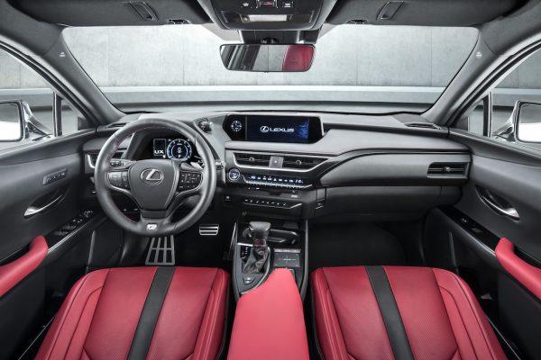 Lexus UX Interieur