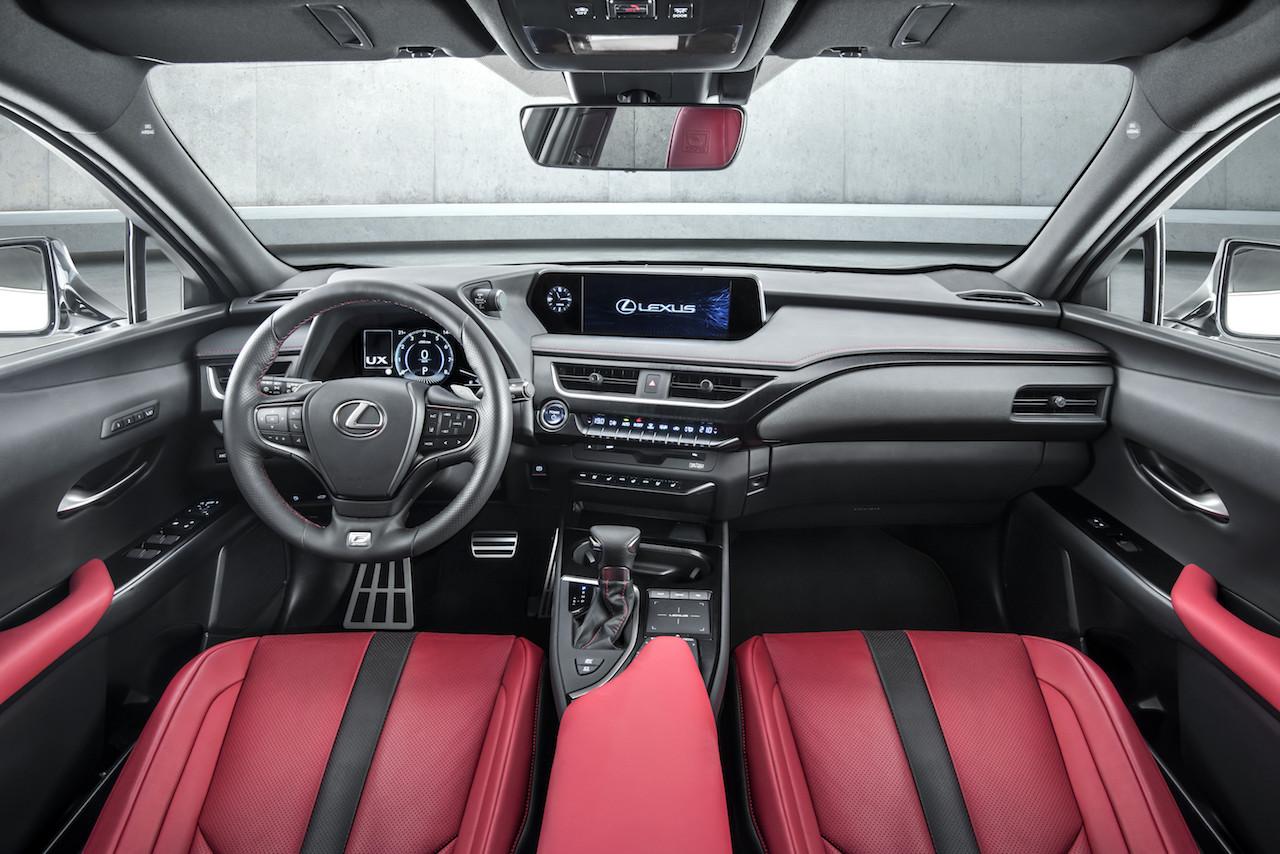 Lexus Is 200 >> Lexus UX - Vom Konzept zum Crossover-SUV - NewCarz.de