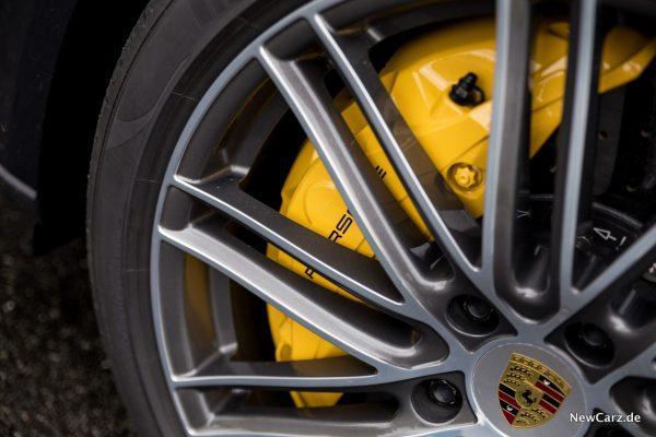 Porsche Panamera Turbo PCCB
