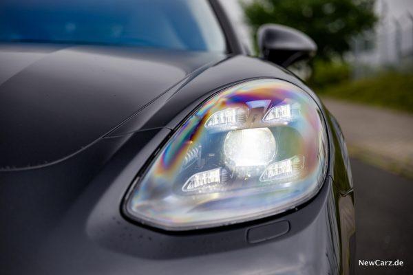 Porsche Panamera Turbo LED-Scheinwerfer
