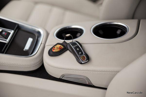 Porsche Panamera Turbo Schlüssel