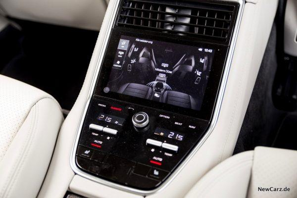 Porsche Panamera Turbo Fond Klima